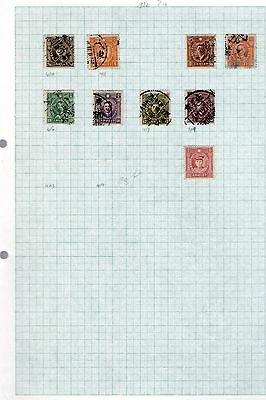 Chinese  1932   hinged stamps lot 2