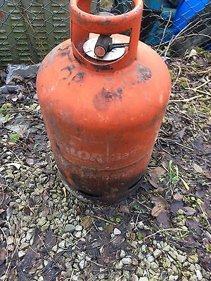 13kg Red Calor Propane  gas bottle Empty.. Butane 15 18 47
