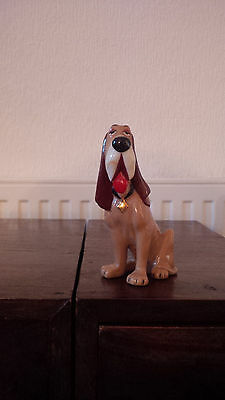 """Wade """"Trusty""""  Bloodhound from the Lady and the Tramp."""