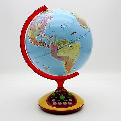 Educational Insights GeoSafari Talking Globe Jr Interactive Learning Geography