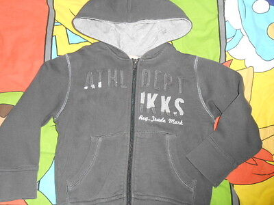 Ikks Gilet Gris  Taille 6 Ans