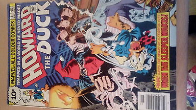 Howard The Duck #4 July 1976 FN/VFB