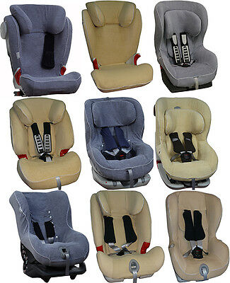 Summer Cover for Britax Romer Car Seat