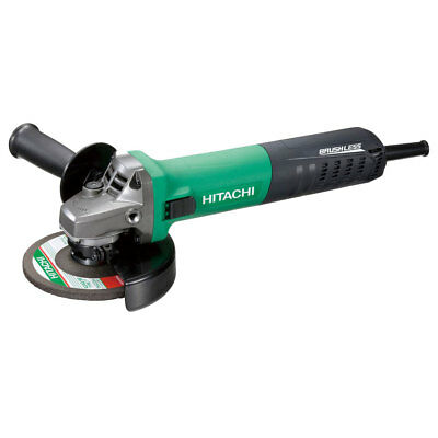 4-1/2'' AC Brushless Angle Grinder Hitachi G12VE New