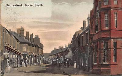 Hednesford, Staffs. England Early Postcard Posted in 1905
