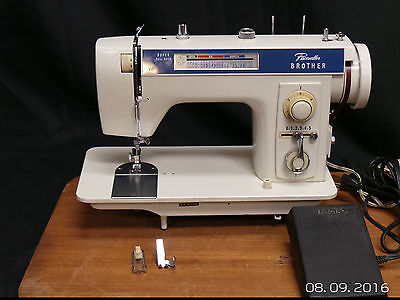 Brother Pacesetter Sewing Embroidery Machine VINTAGE