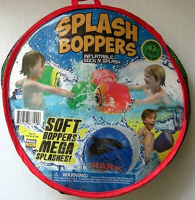 Splash Bombs Boppers Inflatable Splashers - Water Inflatable Toy