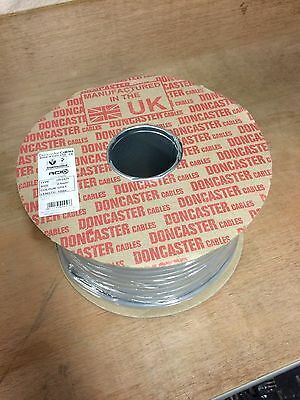 100m 2.5mm2 Twin & Earth Cable 6242Y BASEC Approved