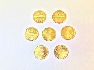 1962 Seattle Worlds Fair, Hawaii and Alaska Commemorative Coins