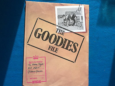 The Goodies File Annual 1974 - Very Good Condition