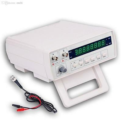 VC3165 Radio Frequency Counter RF Meter 0.01Hz~2.4GHz Professional Tester US