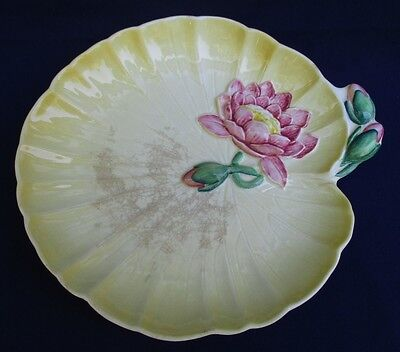 """Vintage Carlton Ware """"Water Lily"""" Serving Plate"""