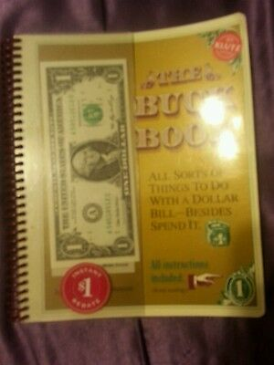 The Buck Book by Klutz