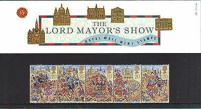GB 1980 Lord Mayor's Show Presentation Pack