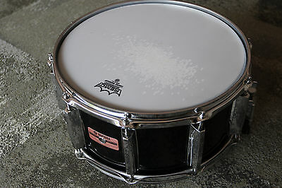 "2 Yamaha Recording Custom 14"" Snare Drum 1 Wood and 1 Steel"