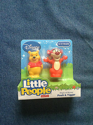 Little People Pooh and Tigger by Fisher Price