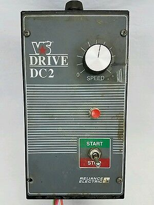 Reliance VS Drive DC2-70G Electric Motor Controller