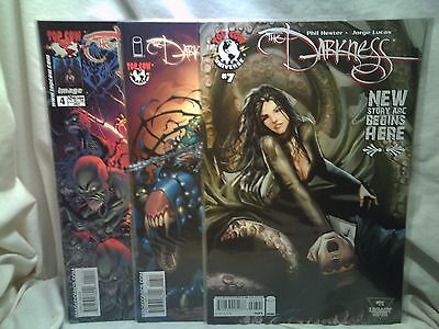 The Darkness 2003 Top Cow Image Comics Issues 4 6 7