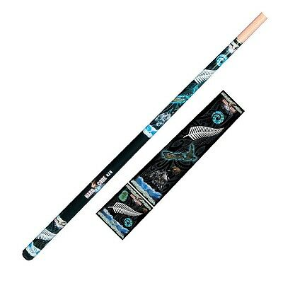 "HARD CORE NEW ZEALAND Pool CUE - Maple 2 piece 57"" - Snooker Billiards - Formula"