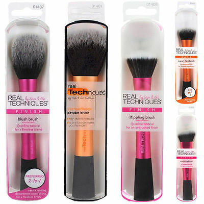 2017New Professional Real Technique Brushes Expert Face Brush Cosmetic Set 1 PCS