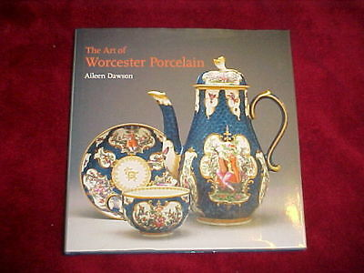 Worcester Porcelain--Key Collector Reference! New! Extensive! Oop
