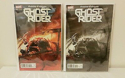Ghost Rider 1 dell'otto variant 2016