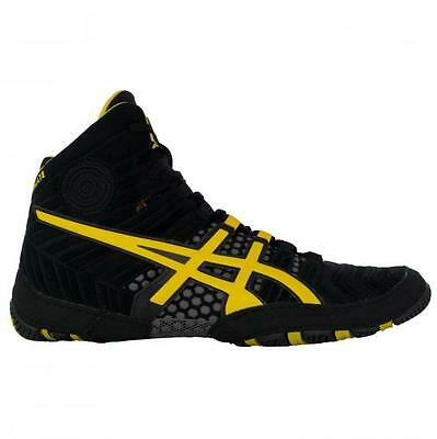Asics Dan Gable Ultimate 4 Wrestling Boxing Boots Shoes