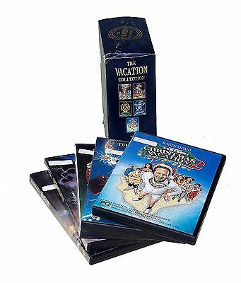National Lampoon's Vacation Collection (DVD, 2005, 5-Disc Set)