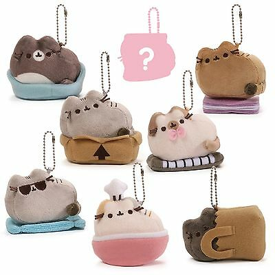 Preorder 3 NEW Pusheen Unopened Blind Boxes -  Series 3 Cats Sitting Gund