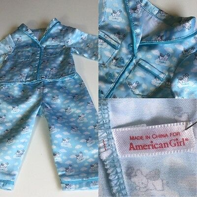 """Authentic American Girl Doll PJ's Fit Our Generation 18 20"""" Doll Clothes."""