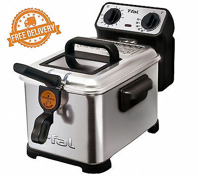 Commercial Deep Fryer Electric Stainless Tefal Filtra Pro Digital Oil Control