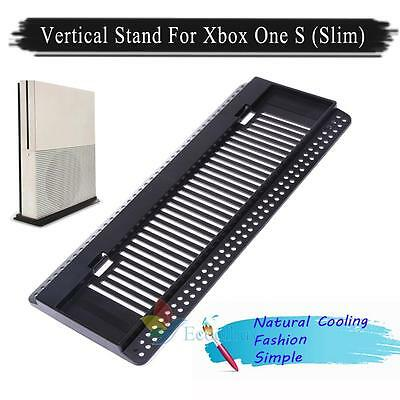 Xbox One S Console Vertical Stand Dock Holder for Original Xbox One Slim Console