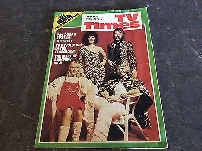 1977 Adelaide Tv Times