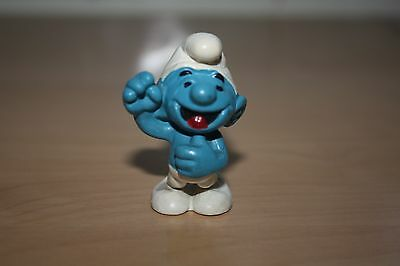 Jolly Smurf Peyo on Arm Early Issue 2.0079 Schtroumpfe Schlumpfe Puffi