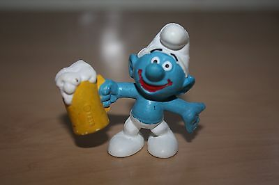 Beer Smurf Peyo Early Issue 2.0078 Schtroumpfe Schlumpfe Puffi