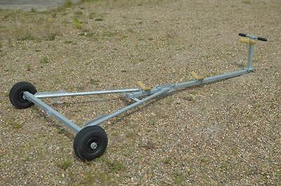 Dinghy Launching Trolley ** Free P&p**