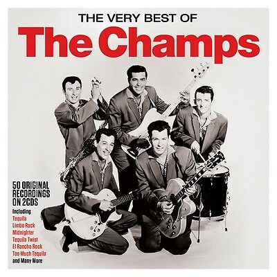 The Very Best Of The Champs - 50 Original Recordings [2 Cd] New Release