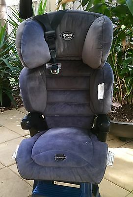 MOTHERS CHOICE Imperial Booster Safety Child Seat - Gold Coast
