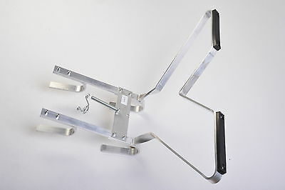 """Aluminium Ladder Stand Off """"V"""" Shape Direct From Manufacture"""