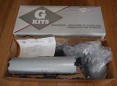 Bachmann G Kits 98901 Big Haulers Single Dome Tank Car G Gauge Rare Unbuilt