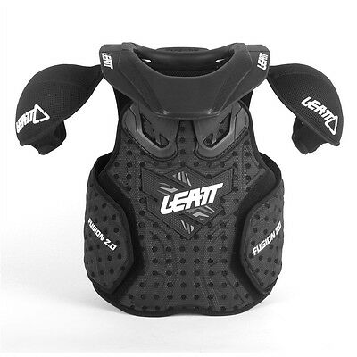 Leatt Fusion 2.0 youth Neck with intergrated chest protector Newcastle Durham