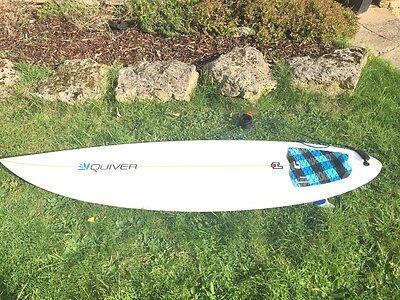 "6'8"" Quiver Quest surfboard"