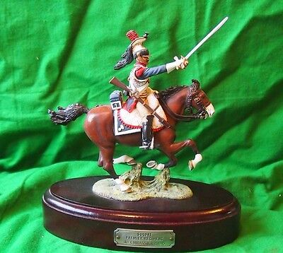 Charles Stadden Mounted French Cuirasier 1815 Mint