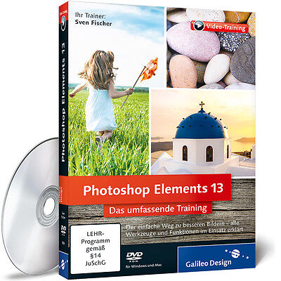 NEU Photoshop Elements 13 Sven Fischer 235044