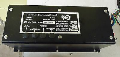 McLENNAN SERVO AMPLIFIER PM121-10T, SERIAL3 26598, MADE IN UK FOR QUAD 841C