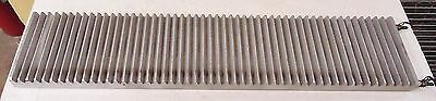 "Heater Panel For Quad 841C Solder Reflow Oven 21 1/2"" X 4 3/4"" X 3/4"" Made In Uk"
