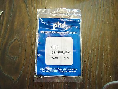 NEW Phd GENUINE PARTS AND ACCESSORIES.  PART# 67923-1 SWITCH 67923 SOLID STATE,
