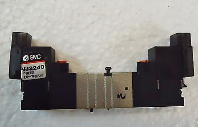 SMC VJ3240 SOLENOID VALVE, PRESS: 1.0,,,,,7Kgf/cm/2.