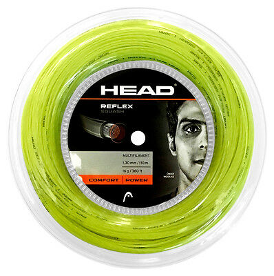 Head Reflex 110M Squash String Reel