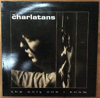 "the charlatans 12"" vinyl single The Only One I Know (SIT 70 T) 1990"
